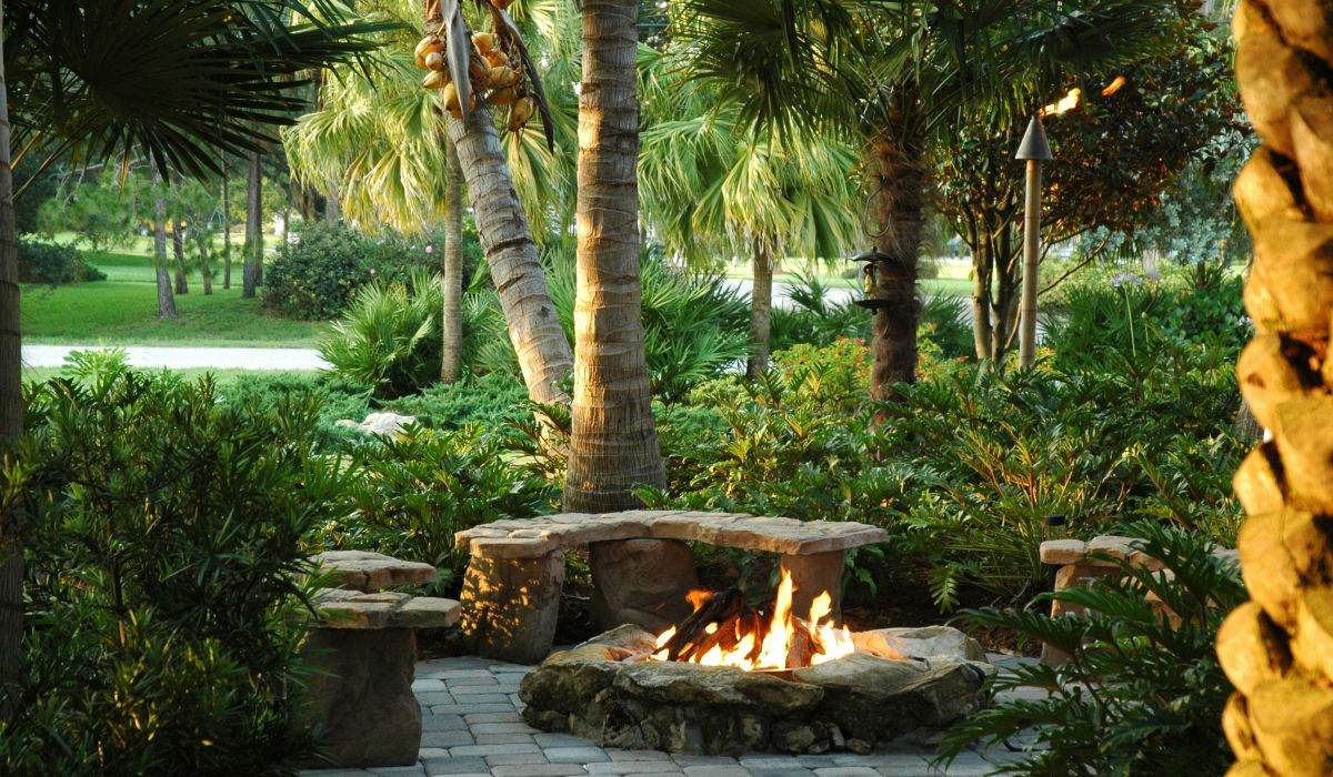 Landscape Design & Installation Palm Harbor Florida